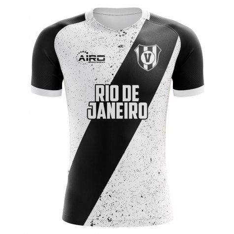 2020-2021 Vasco da Gama Home Concept Football Shirt - Kids