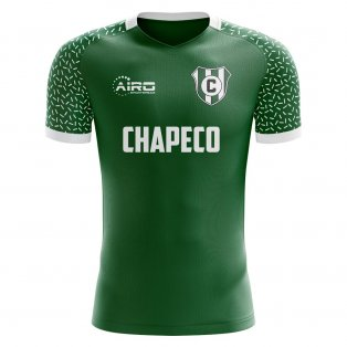 2020-2021 Chapecoense Home Concept Football Shirt