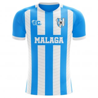 2019-2020 Malaga Fans Culture Home Concept Shirt - Baby