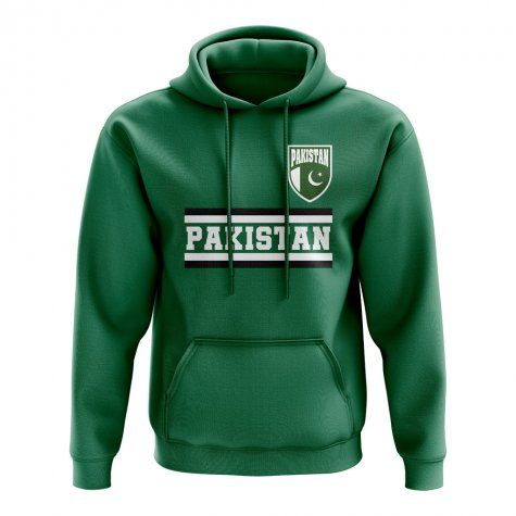 Pakistan Core Football Country Hoody (Green)