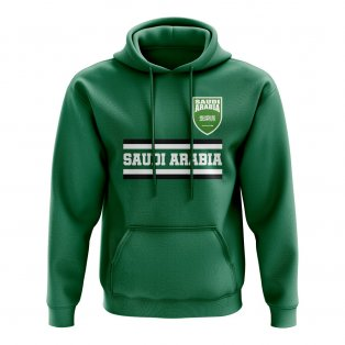 Saudi Arabia Core Football Country Hoody (Green)
