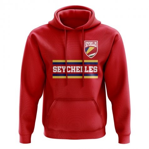 Seychelles Core Football Country Hoody (Red)