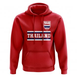 Thailand Core Football Country Hoody (Red)