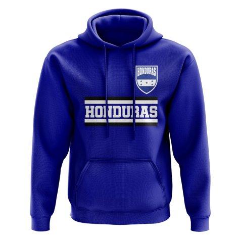 Honduras Core Football Country Hoody (Royal)