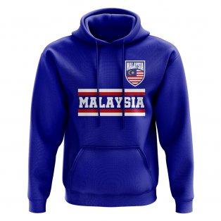 Malaysia Core Football Country Hoody (Royal)