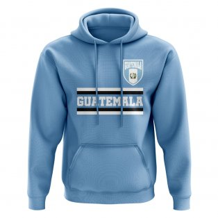 Guatemala Core Football Country Hoody (Sky)