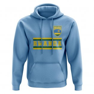 Rwanda Core Football Country Hoody (Sky)