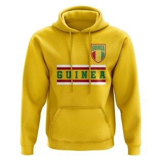 Guinea Core Football Country Hoody (Yellow)
