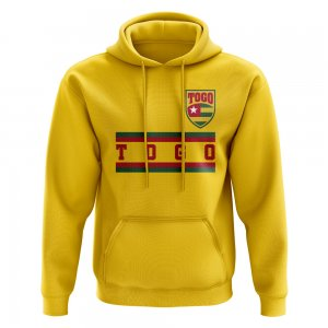 Togo Core Football Country Hoody (Yellow)