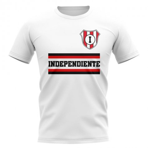Independiente Core Football Club T-Shirt (White)