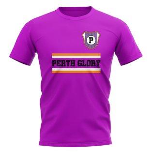Perth Glory Core Football Club T-Shirt (Purple)