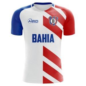 2019-2020 Bahia Home Concept Football Shirt