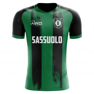 2020-2021 Sassuolo Home Concept Football Shirt