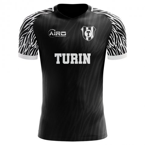 2020-2021 Turin Home Concept Football Shirt - Kids