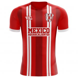 2018-2019 Necaxa Fans Culture Home Concept Shirt - Kids