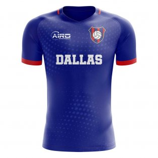 2019-2020 Dallas Away Concept Football Shirt