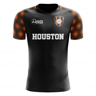 2019-2020 Houston Away Concept Football Shirt