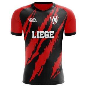 2019-2020 Standard Liege Home Concept Football Shirt