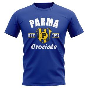 Parma Established Football T-Shirt (Blue)