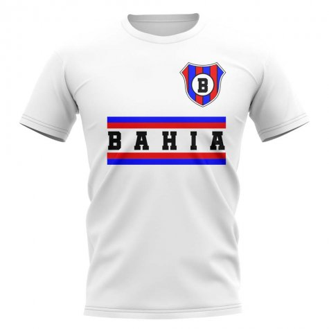 Bahia Core Football Club T-Shirt (White)