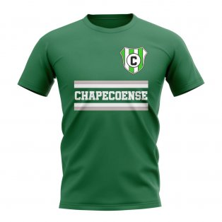 Chapecoense Core Football Club T-Shirt (Green)