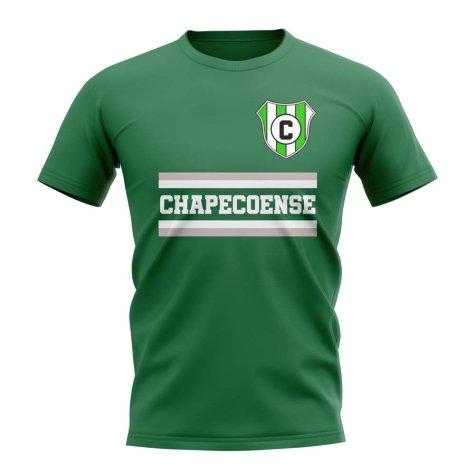 Chapecoense Core Football Club T-Shirt (Green)