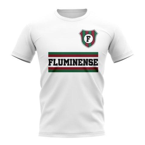Fluminense Core Football Club T-Shirt (White)