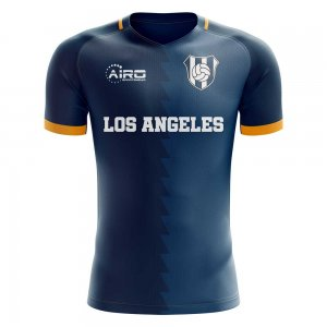 2019-2020 LA Los Angeles Away Concept Football Shirt - Womens