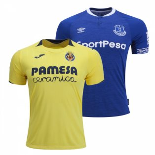 Mystery Football Shirt Grab Bag - Two Jerseys