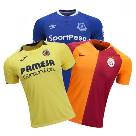 Mystery Football Shirt Grab Bag - Three Jerseys