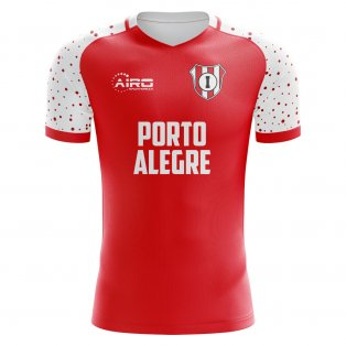 2020-2021 Internacional Home Concept Football Shirt