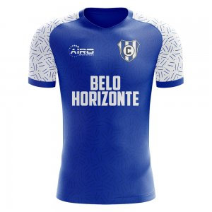 2019-2020 Cruzeiro Home Concept Football Shirt - Womens