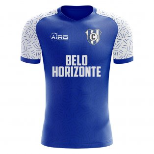 2019-2020 Cruzeiro Home Concept Football Shirt
