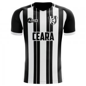 2019-2020 Ceara SC Home Concept Football Shirt