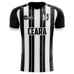 2020-2021 Ceara SC Home Concept Football Shirt