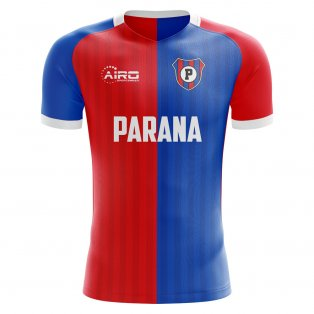 2019-2020 Parana Clube Home Concept Football Shirt
