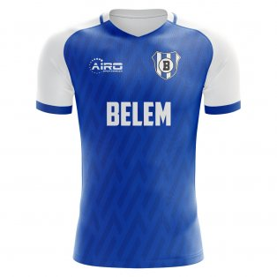 2020-2021 Belenenses Home Concept Football Shirt