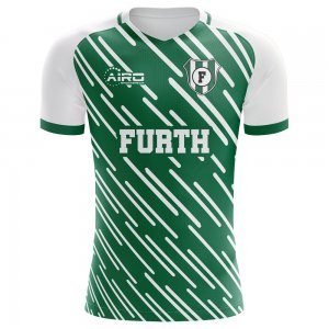 2020-2021 Greuther Furth Home Concept Football Shirt - Kids