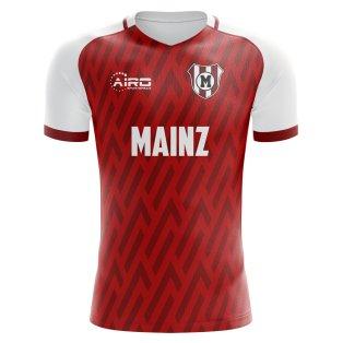 2020-2021 Mainz Home Concept Football Shirt
