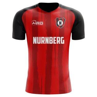 2019-2020 Nurnberg Home Concept Football Shirt