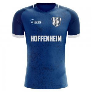 2019-2020 Hoffenheim Home Concept Football Shirt - Little Boys