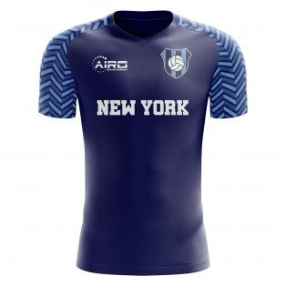 2019-2020 New York City Away Concept Football Shirt