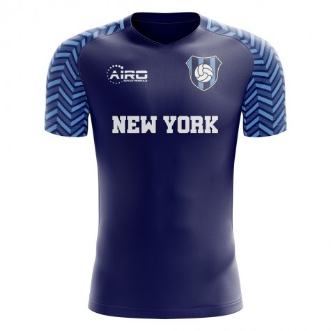 2020-2021 New York City Away Concept Football Shirt - Baby