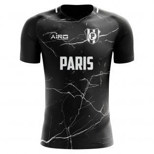 2020-2021 Paris Third Concept Football Shirt - Little Boys