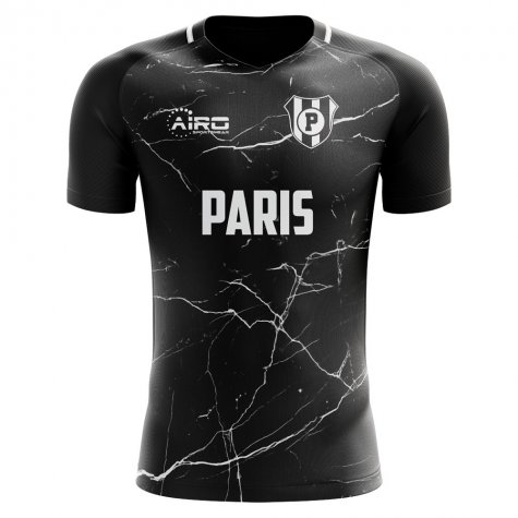 2020-2021 Paris Third Concept Football Shirt