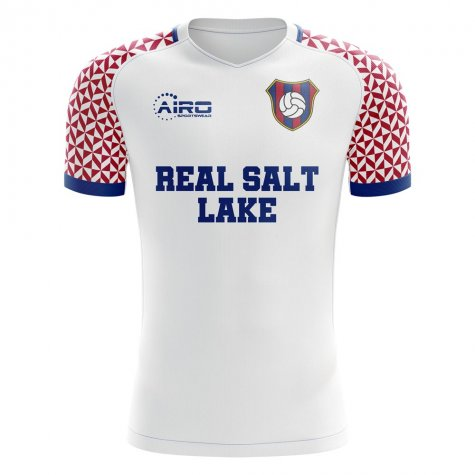2019-2020 Salt Lake City Away Concept Football Shirt - Little Boys