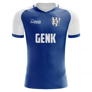 2019-2020 Genk Home Concept Football Shirt