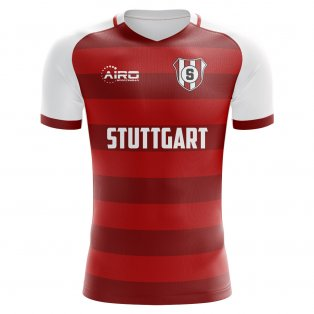 2020-2021 Stuttgart Away Concept Football Shirt