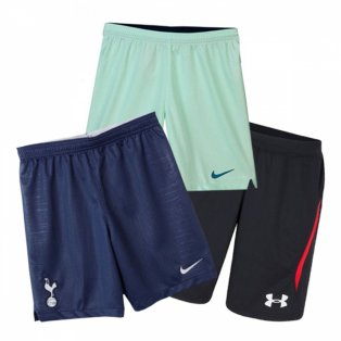 Mystery Football Shorts Grab Bag - Three Pairs