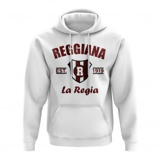 Regiana Established Football Hoody (White)